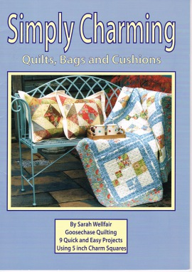 Simply Charming By Sarah Wellfair Goose Chase Publishing