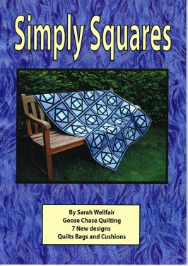 Simply Squares Book By Sarah Wellfair Goose Chase Publishing