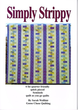 Simply Strippy Book By Sarah Wellfair Goose Chase Publishing