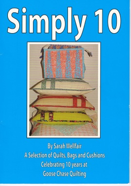 Simply 10 book by Sarah Wellfair Goose Chase Publishing