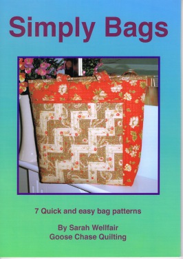 Simply Bags Book By Sarah Wellfair Goose Chase Publishing