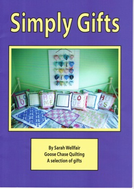 Simply Gifts Book By Sarah Wellfair Goose chase publishing
