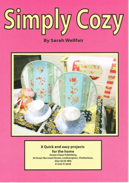 Simply Cosy Book by Sarah Wellfair Goose Chase Publishing