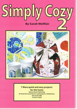 Simply Cosy 2 Book by Sarah Wellfair Goose chase Publishing
